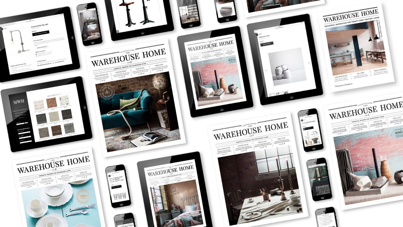 Warehouse Home International Independent Media Brand